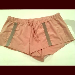 Free people running shorts size L
